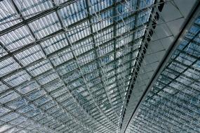 Charles de Gaulle Airport, Paris, France. (2011)