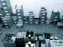 Preserves stockroom, SC