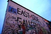 East Side Gallery. Berlin, Germany