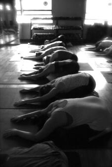 Core Power Yoga, Washington, DC. (2014)