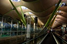 Barajas. Madrid International Airport, Spain. (2010)